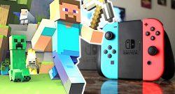 Nintendo Switch beste Survival spiele Minecraft Steve Titel