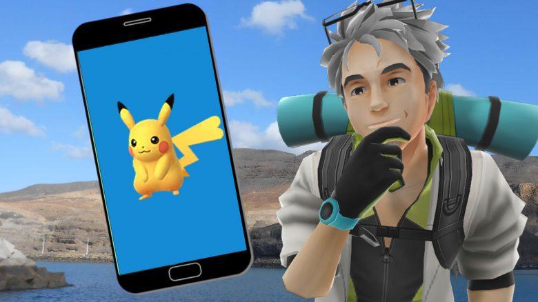 Pokémon GO: Manche Monster haben einen blauen Hintergrund – Wir sagen euch warum