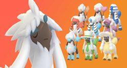 Pokémon GO: Form ändern bei Coiffwaff – Alle verschiedenen und regionalen Formen
