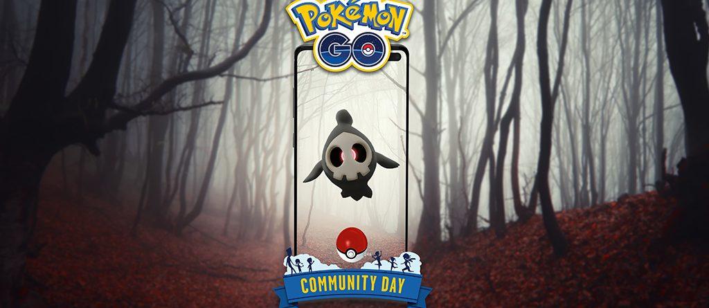 Pokemon GO Community Day Oktober Zwirrlicht