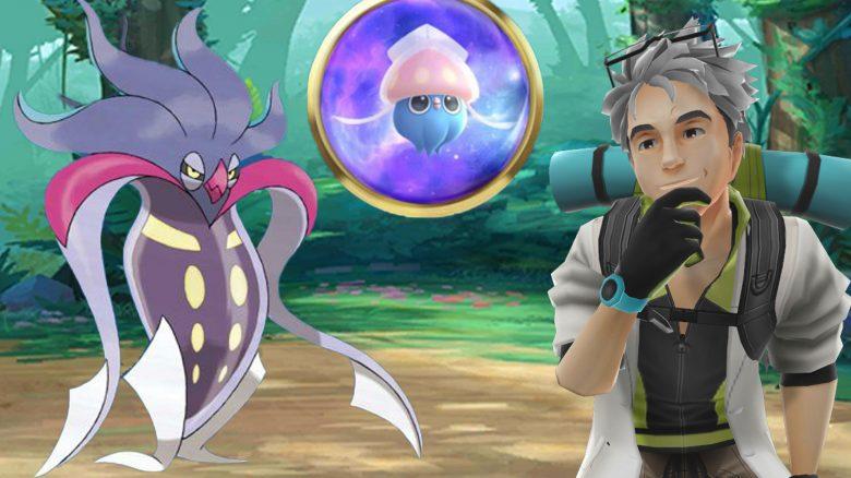 Pokémon-GO-Iscalar-Calamanero-Titel