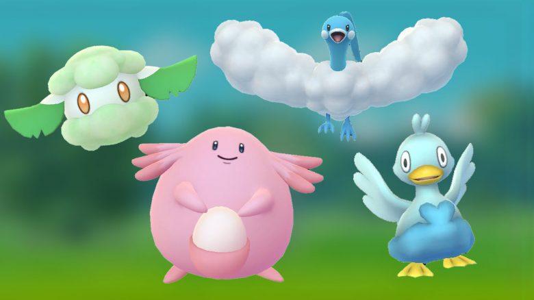 Pokémon GO: Die besten Angreifer im Mini-Dschungel-Cup