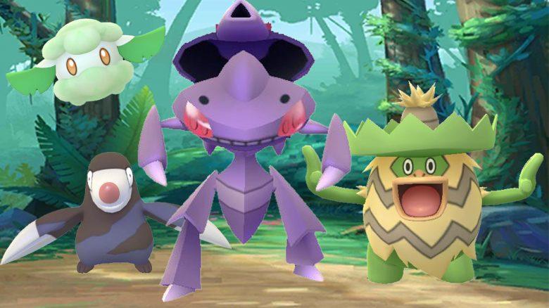 Pokémon GO: Dschungel-Event mit Genesect ist gestartet – Alle Monster & Boni