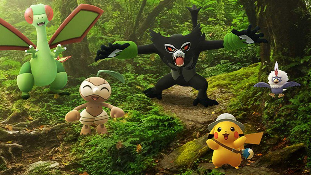 Pokémon-GO-Zarude-Event