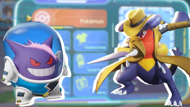 Pokemon Unite new features header