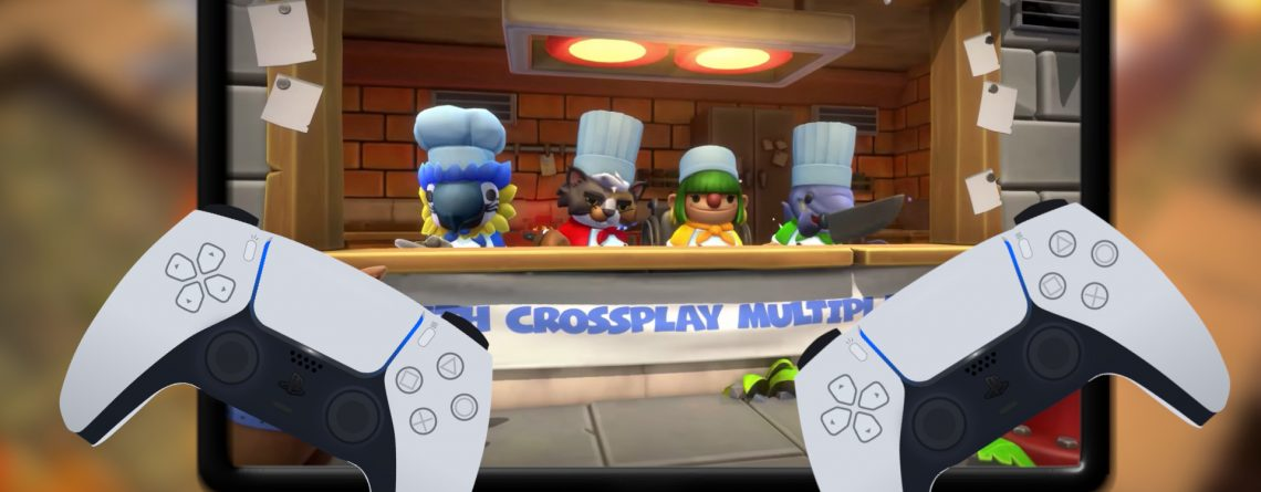 Ps Plus Overcooked all you can eat