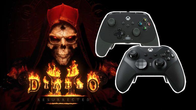 Das sind die idealen Controller für Diablo 2 Resurrected für Xbox und PC