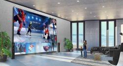 LG kündigt riesigen Fernseher mit 325 Zoll an – Kostet 1,4 Millionen Euro