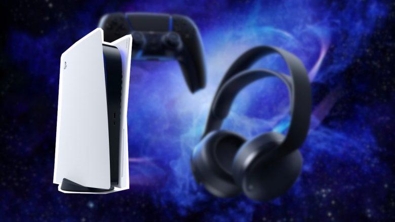 Titelbild PS5 schwarzes Zubehör