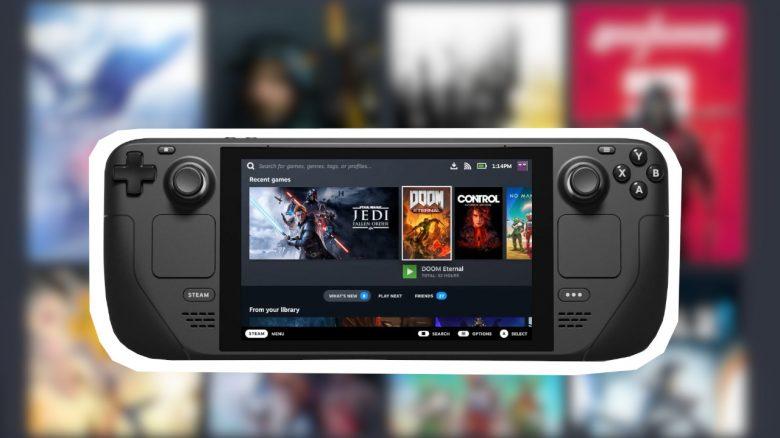 Steam Deck: Welche Spiele kann man auf Valves Handheld zocken?