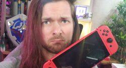 Twitch-Streamer repariert seine Switch kaputt und die Zuschauer sind Schuld