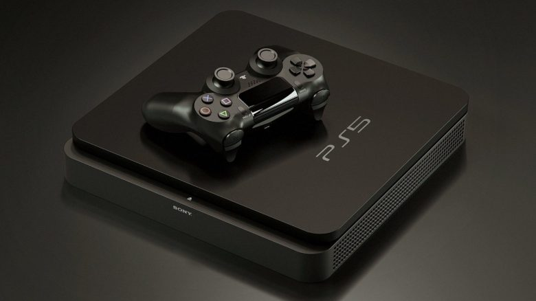 Titelbild schwarze PS5 Design