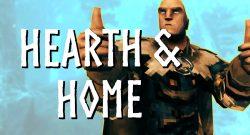 Valheim Hearth & Home Titel