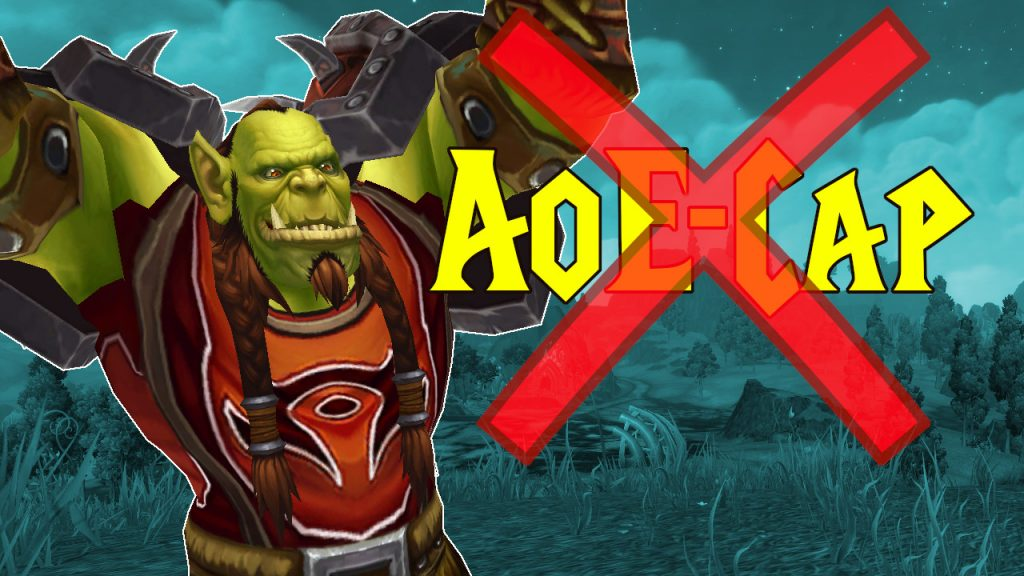 WoW AoE Cap crossed orc cheer titel title 1280x720