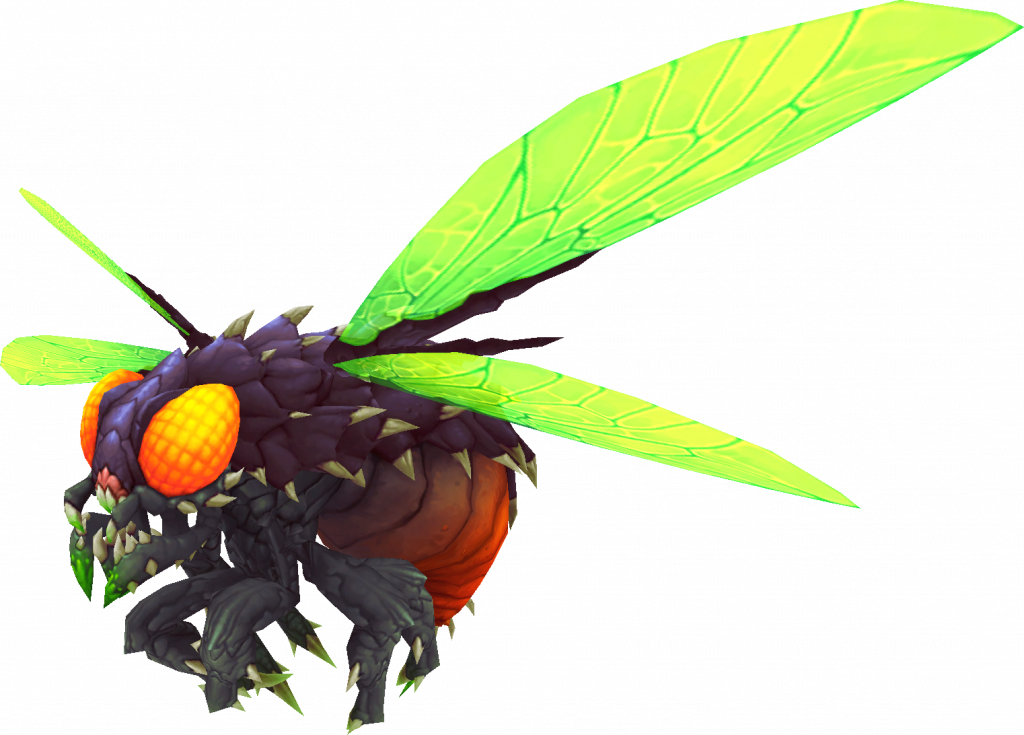 WoW Corpsefly Creature Trans