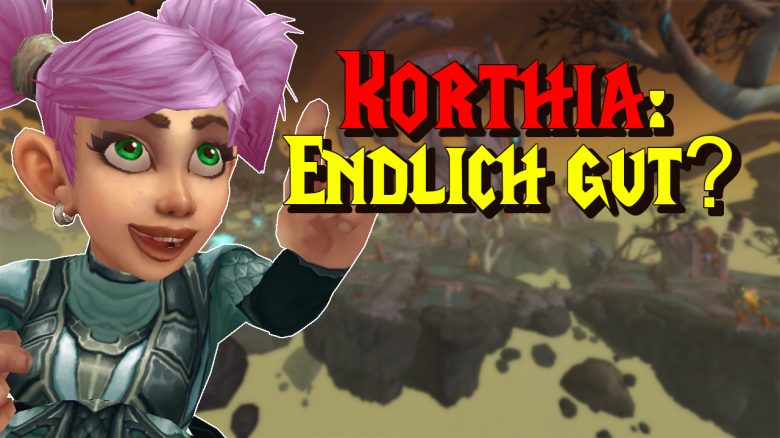 WoW Korthia Endlich gut frage gnome titel title 1280x720