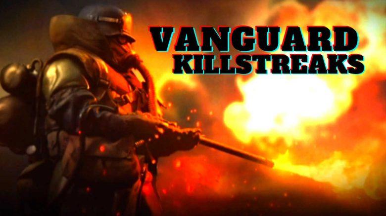 CoD Vanguard bringt Killstreaks zurück – Alle 10 Streaks der Beta und welche noch kommen