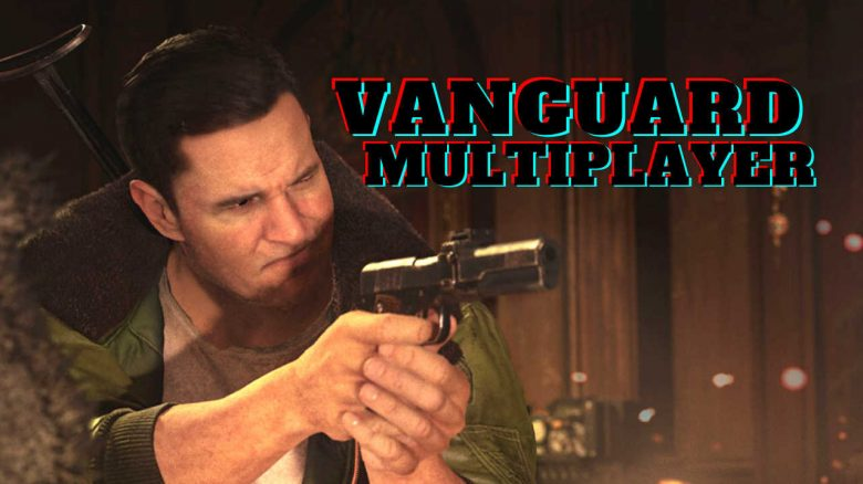 cod vanguard multiplayer hub titel