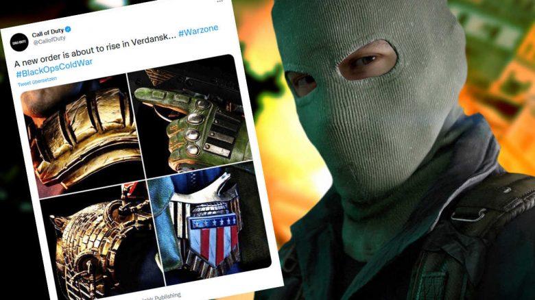CoD Warzone bringt neuen Actionhelden ins Spiel – Zeigt Judge Dredd