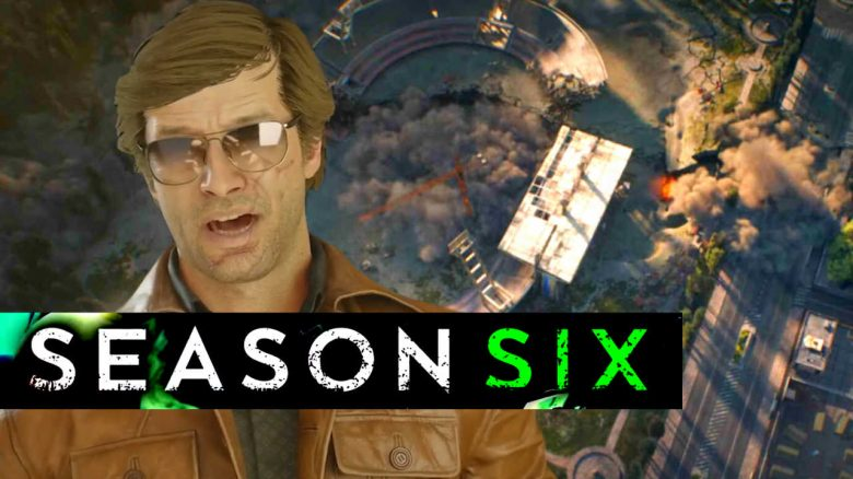CoD Warzone: Trailer zur Season 6 zerstört die halbe Map – Kommt richtig gut an