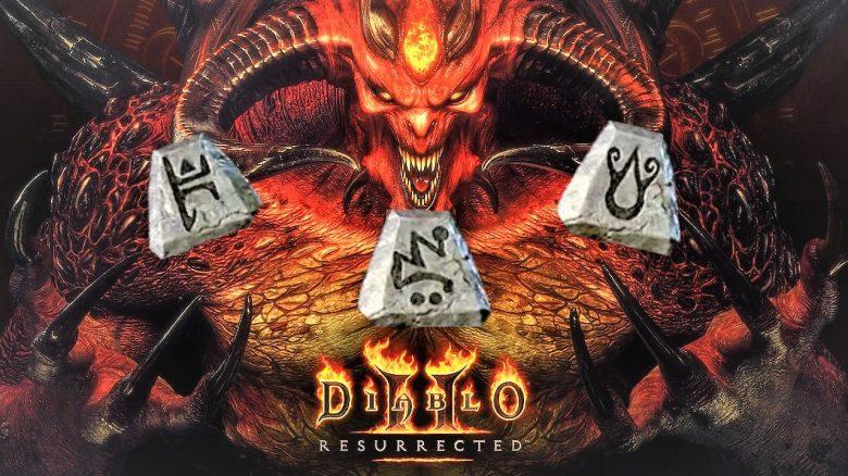 Diablo 2 Resurrected: Runen aufwerten – Alle Runen-Upgrades und Eigenschaften in der Übersicht