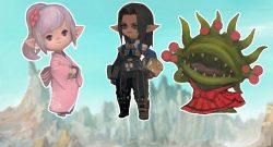 10 seltensten Begleiter in Final Fantasy XIV – Welche davon habt ihr?