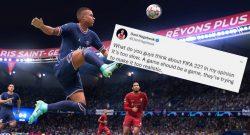 """E-Sportler beschwert sich über FIFA 22: """"Das Spiel ist zu realistisch"""""""