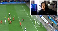 YouTuber findet in FIFA 22 jetzt schon Glitch, um leichter Tore zu schießen
