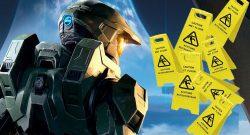 """Neue Playtests zu Halo Infinite zeigen wahnsinnig lustige Bugs – """"So viele Warnschilder"""""""