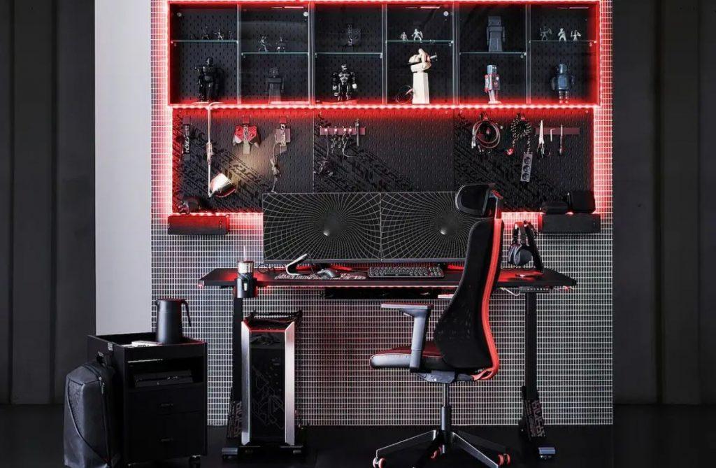 ikea-gaming-setup
