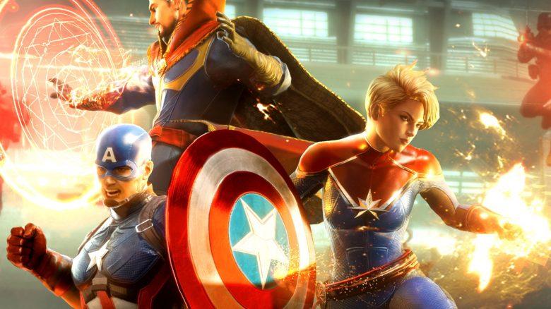 Das neue Action-RPG Marvel Future Revolution fühlt sich wie der nächste Marvel-Film an
