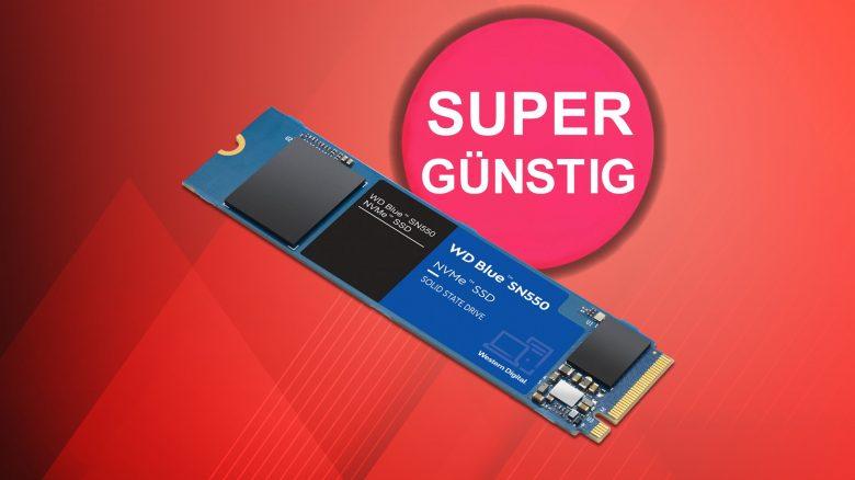 Günstige SSD mit bis zu 2.400 MB/s zum Tiefstpreis bei Media-Saturn