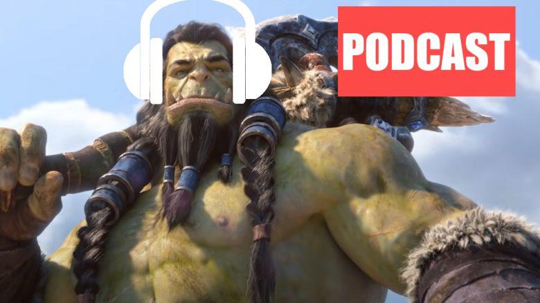 podcast new world wow twitch header