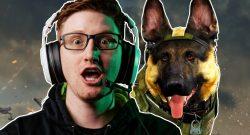 Profi wird in CoD Vanguard von seinen eigenen Hunden gefressen, findet das nicht so gut