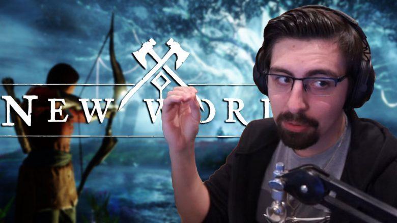 Twitch-Streamer shroud erklärt: Darum ist New World kein MMO für Gelegenheitsspieler