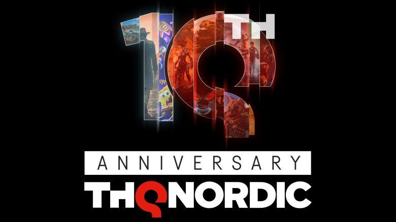 THQ Nordic wird 10 – Eine Zeitreise in Streams und Neues zum Line-up [Anzeige]