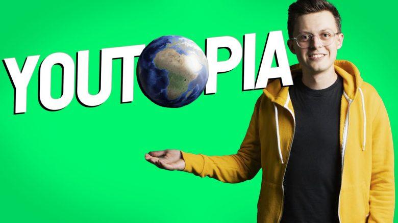 YouTopia 2021: Deutsche YouTuber leben tagelang unter einer Glaskuppel – aber warum?
