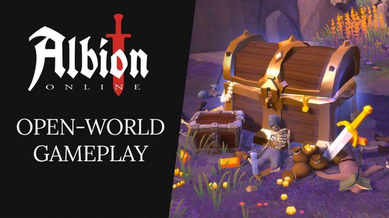 Albion Online OpenWorld Gameplay Thumbnail