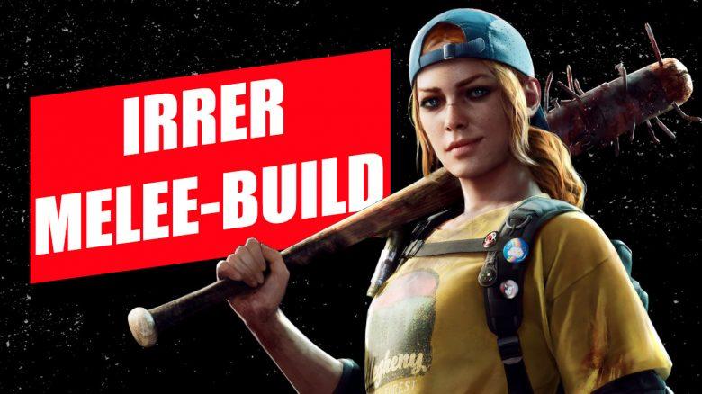 Back 4 Blood irrer Melee Build Holly titel title 1280x720