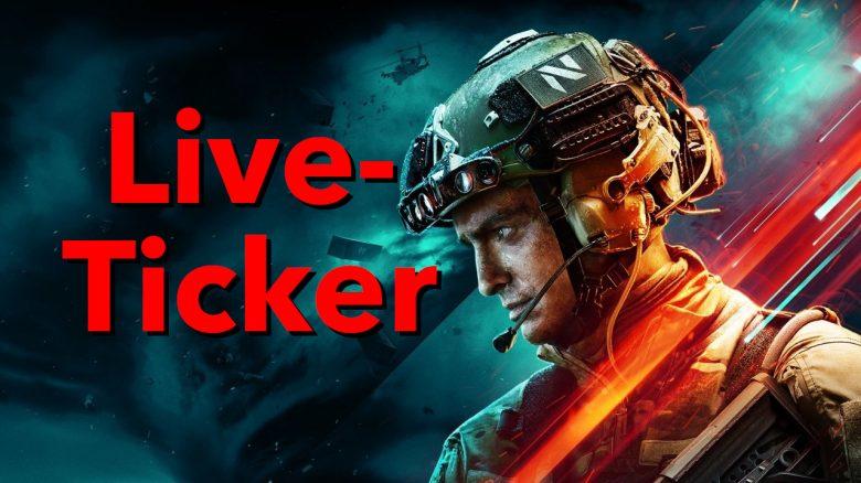 Battlefield 2042 Liveticker Titel