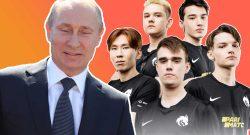 DOTA 2: Putin gratuliert russischem Team zum WM-Sieg – Klingt, als verleiht er militärische Orden