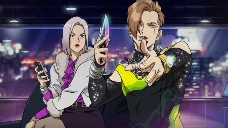 Dead by Daylight Crescendo Anime Trickster titel title 1280x720
