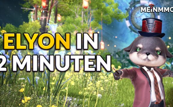 Elyon in 2 Minuten