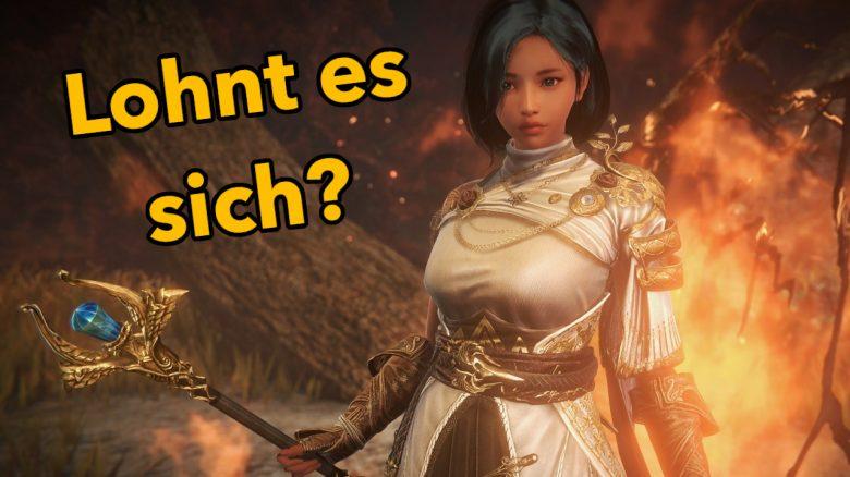 Neues MMORPG Elyon startet diese Woche auf Steam: Warum sollte man das spielen? Der kurze Check