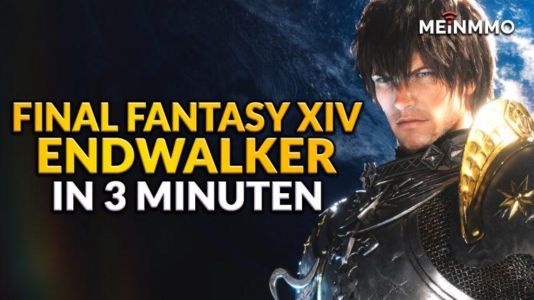 FFXIV ENDWALKER Thumbnail