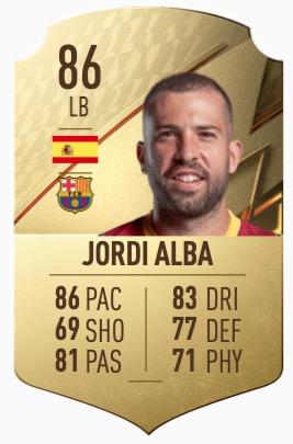 FIFA 22 Alba