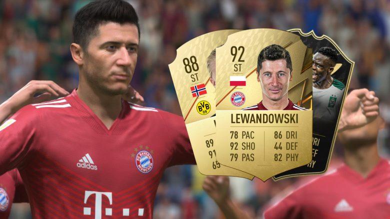 FIFA 22 Bundesliga Teams