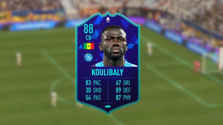 FIFA 22: Koulibaly wird als POTM zu einem der besten Verteidiger – Aber lohnt sich die Karte?