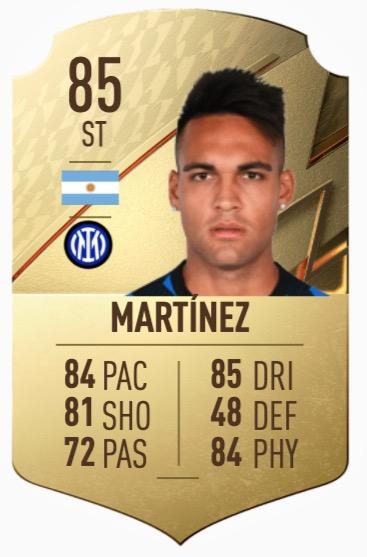 FIFA 22 Mq artinez
