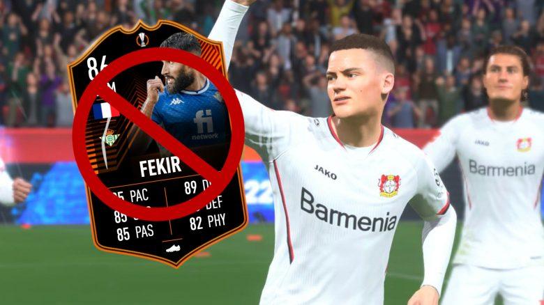 FIFA 22 Leverkusen